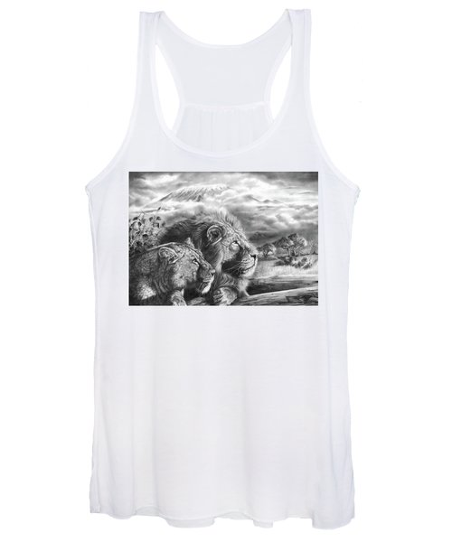 The Snows Of Kilimanjaro Women's Tank Top