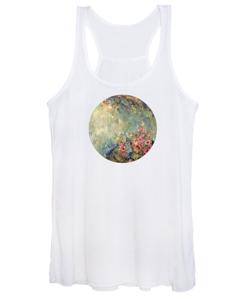 The Sparkle Of Light Women's Tank Top