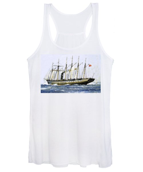 The Ss Great Britain Women's Tank Top