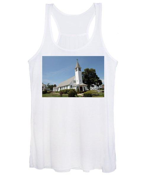 The St Francis De Sales R C Church Women's Tank Top