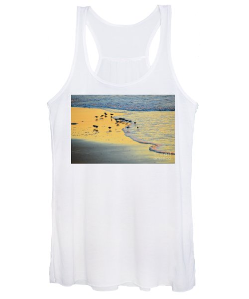 The Sun Is Shining And So Are You Women's Tank Top