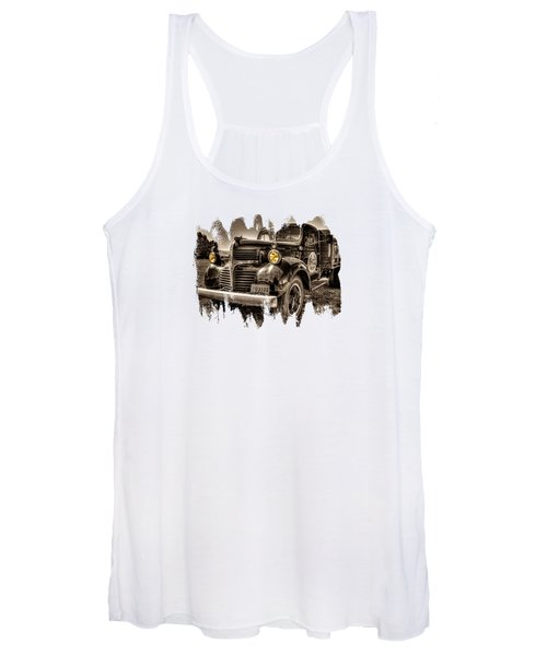 Tillamook Cheese Express Women's Tank Top