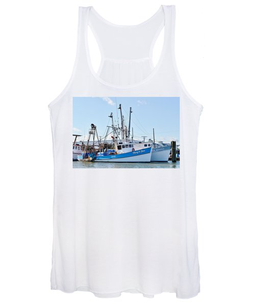 The Tony And Jan - West Ocean City Harbor Women's Tank Top