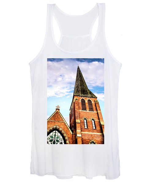 The Tower Women's Tank Top