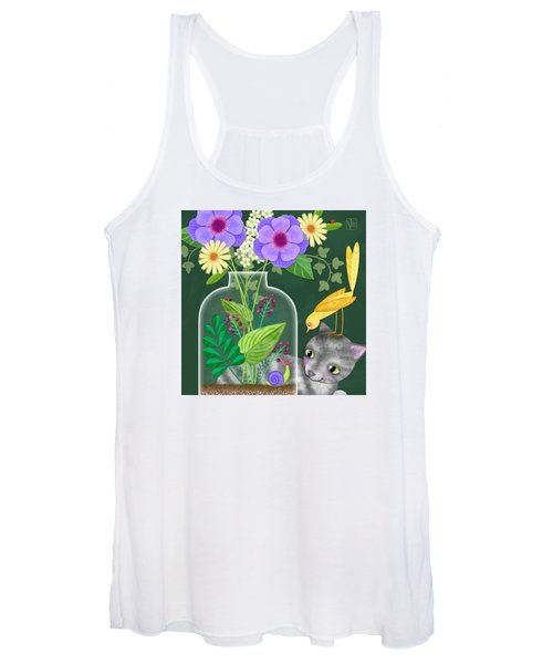 The Visitors Women's Tank Top
