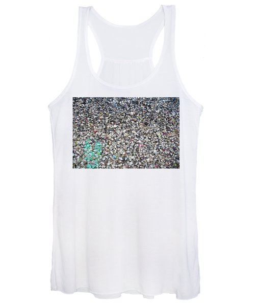 The Wall #6 Women's Tank Top