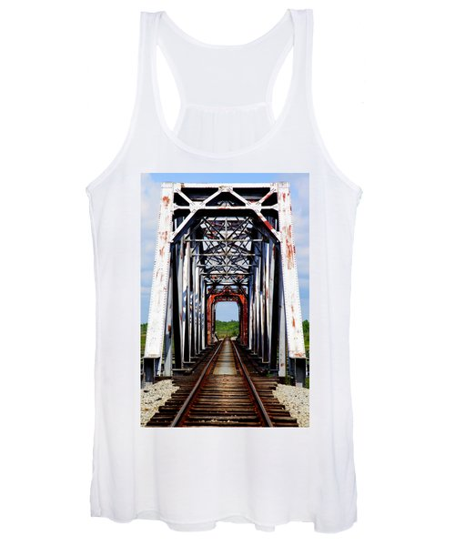 The Way Is Clear Women's Tank Top