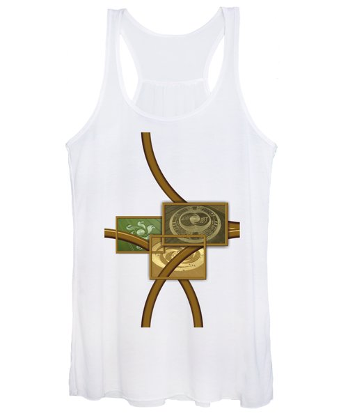 The World Of Crop Circles By Pierre Blanchard Women's Tank Top