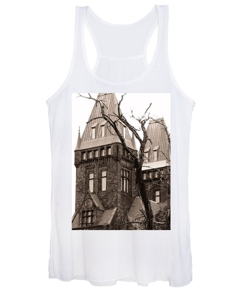 Then The Dream Wakes Me Women's Tank Top