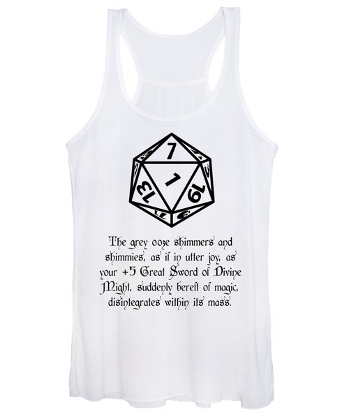 There Goes That Sword Women's Tank Top
