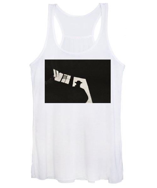 There's A New Sheriff In Town Women's Tank Top