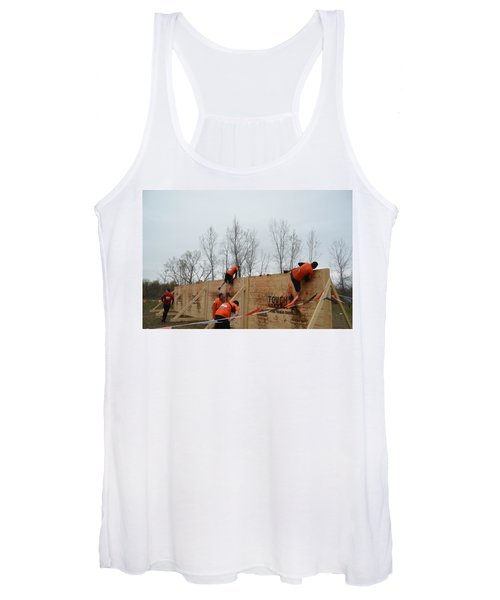 They Call It The Berlin Walls Women's Tank Top