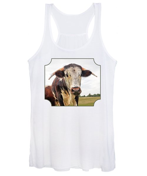 This Is My Field Women's Tank Top