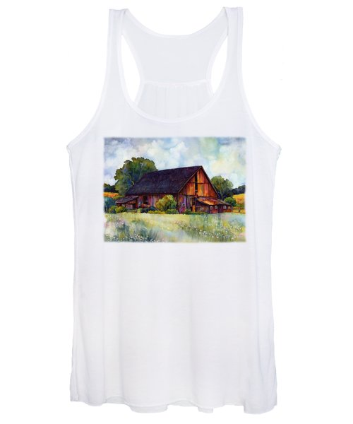 This Old Barn Women's Tank Top