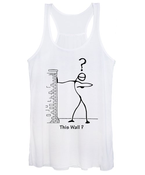 This Wall Women's Tank Top