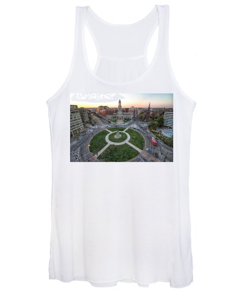 Thomas Circle Women's Tank Top