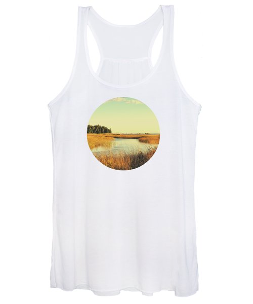 Those Golden Days Women's Tank Top