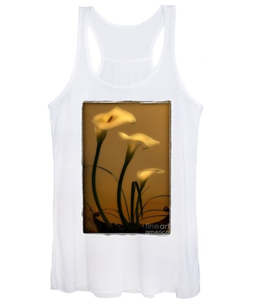 Three Lilies Women's Tank Top