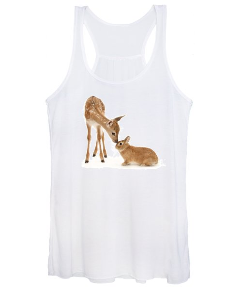 Thumper And Bambi Women's Tank Top