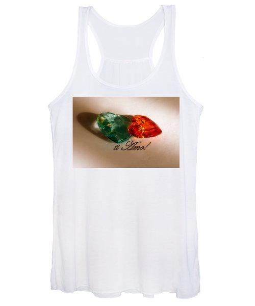 Ti Amo Women's Tank Top
