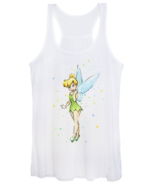 Tinker Bell Women's Tank Top