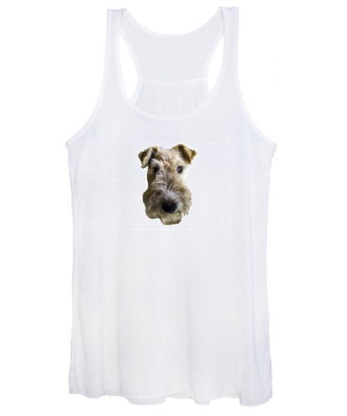 Tipper The Fox Terrier Women's Tank Top