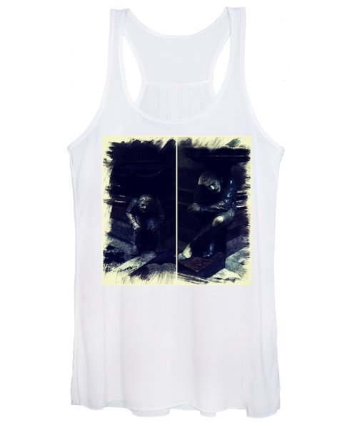 Tired Thinkers Women's Tank Top