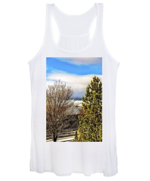 Today The Weather Report Women's Tank Top