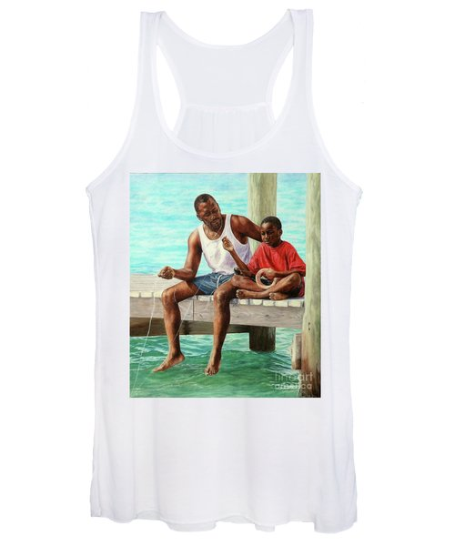 Together Time Women's Tank Top