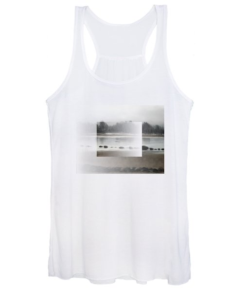 Too Early Out Women's Tank Top