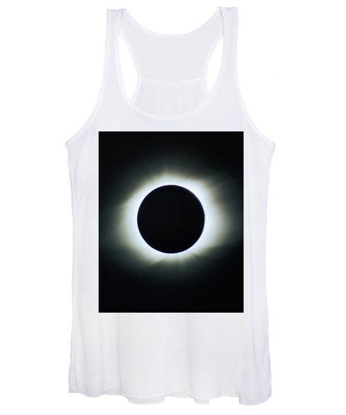 Total Solar Eclipse - Aruba 1998 Women's Tank Top