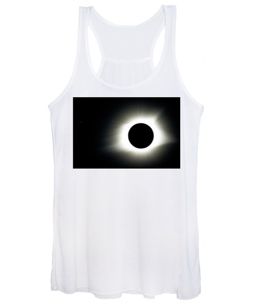 Totality And Mercury Women's Tank Top