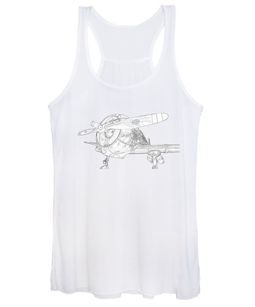 Touch And Go Women's Tank Top
