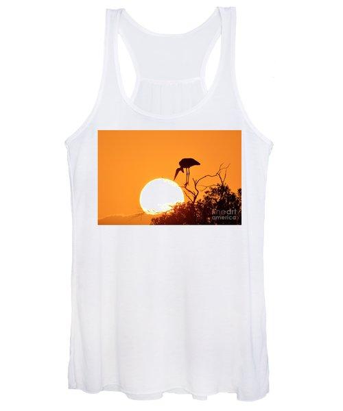Touching The Sun Women's Tank Top