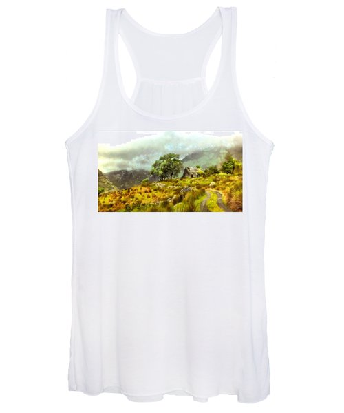 Traditional Ireland Women's Tank Top