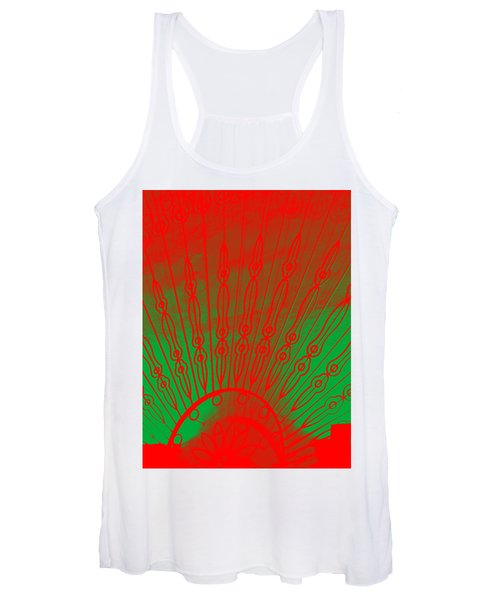 Transparency Women's Tank Top