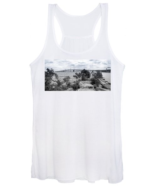 Traversing The Chesapeake Women's Tank Top