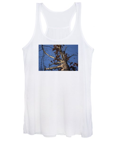 Tree And Branch Women's Tank Top