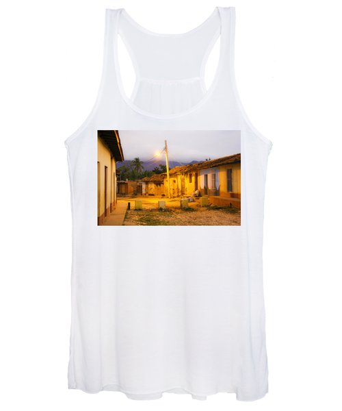 Trinidad Morning Women's Tank Top