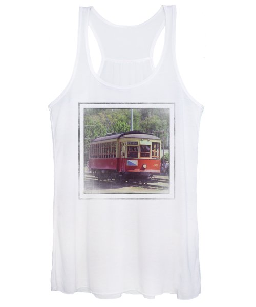 Trolley Car 42 Women's Tank Top