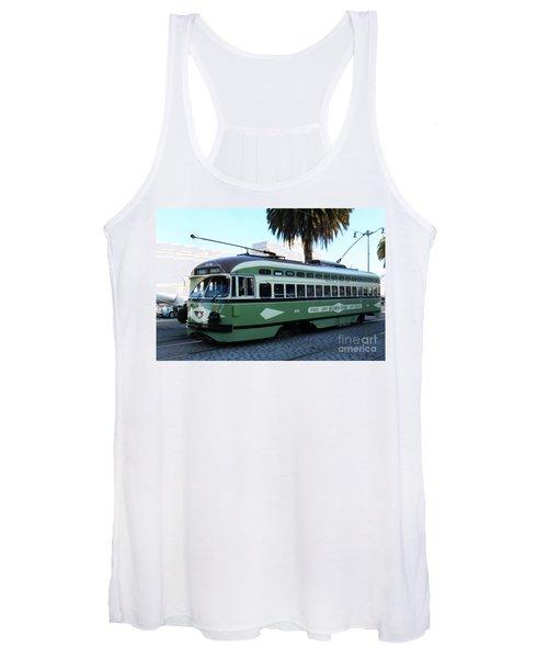 Trolley Number 1078 Women's Tank Top