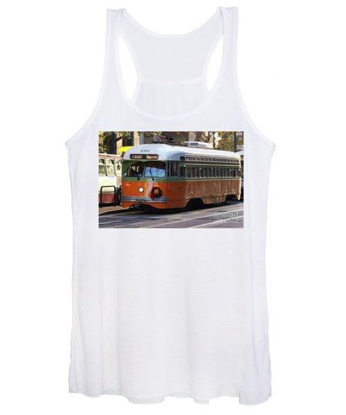 Trolley Number 1080 Women's Tank Top