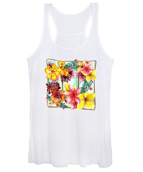 Tropicana By Kaye Menner Women's Tank Top