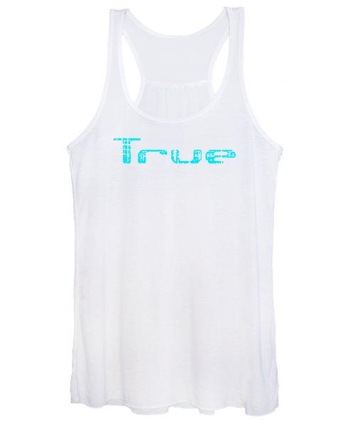 True Three Women's Tank Top