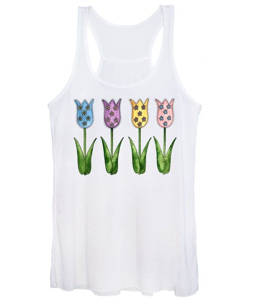 Tulip Row Women's Tank Top