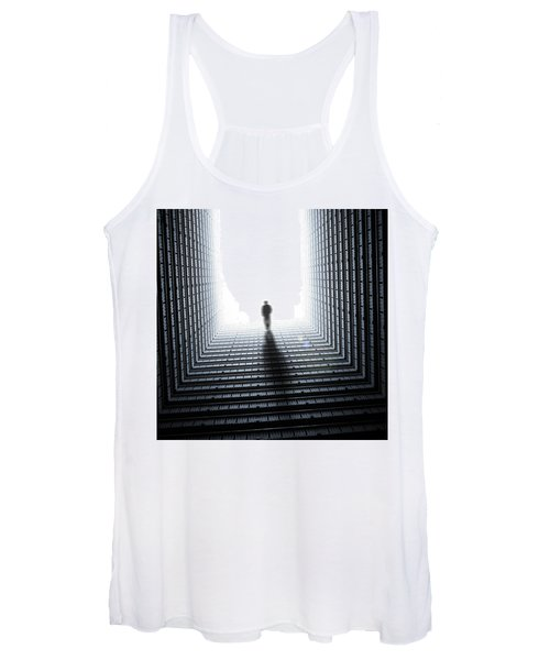 Tunnel Women's Tank Top
