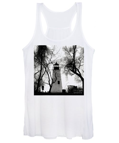 Turkey Point Lighthouse Women's Tank Top
