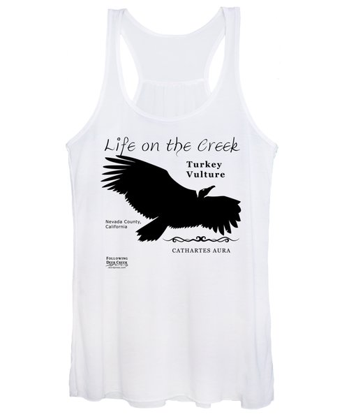 Turkey Vulture Women's Tank Top