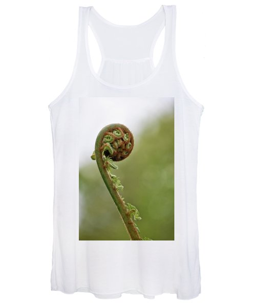 Turning Out Women's Tank Top
