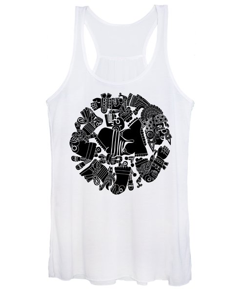 Twisted Day Women's Tank Top